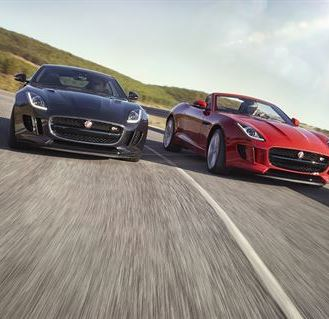 Jag_FTYPE_16MY_AWD_S_Blackberry_Manual_S_Caldera_Red_191114_02_Poster