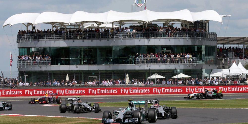 Silverstone es un clásico y un favorito de los pilotos