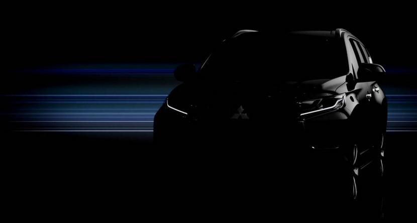 El nuevo Mitsubishi Montero Sport se asoma