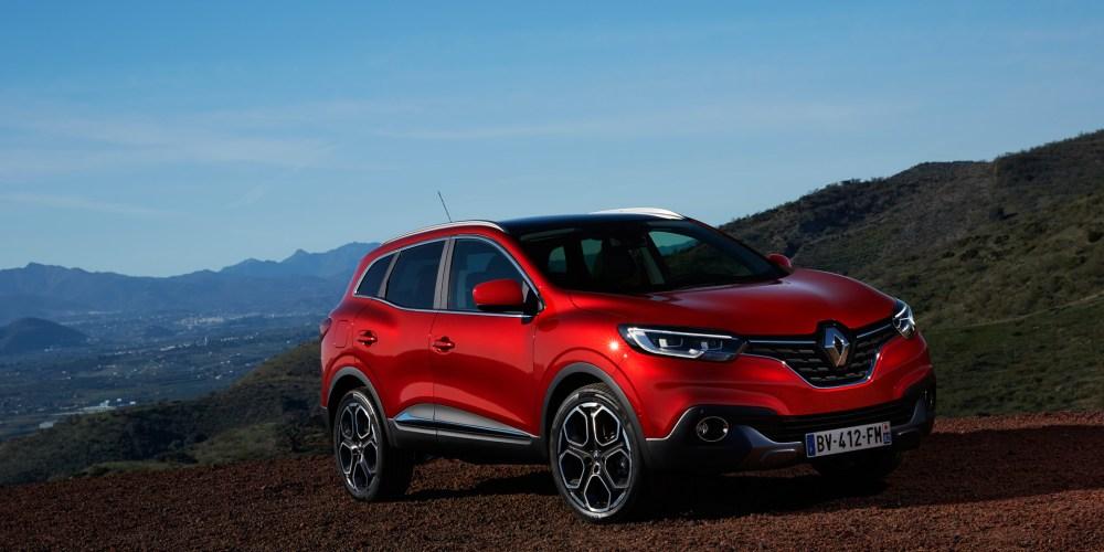 Renault Kadjar, podría llegar a México