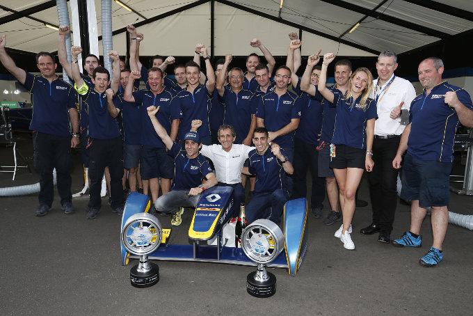 Se confirma lista de equipos para la 2da temporada de la Fórmula E