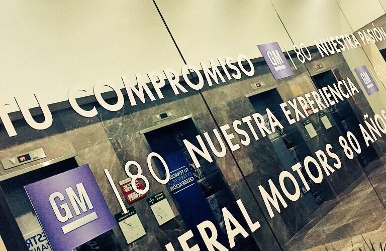 80 años de GM en México