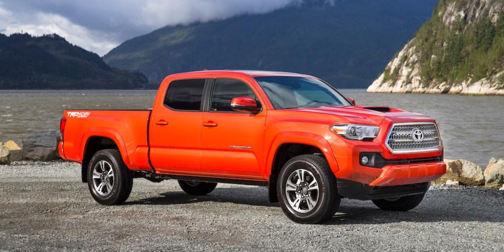 Toyota Tacoma llego a México | Memo Lira