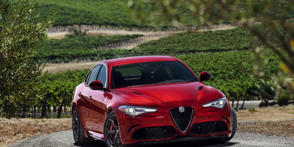 Alfa Romeo Giulia, el sedán de producción más potente en el mercado…
