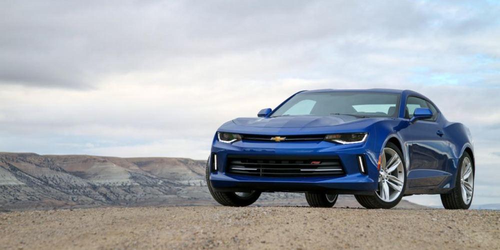 Chevrolet Camaro, reconocen su calidad