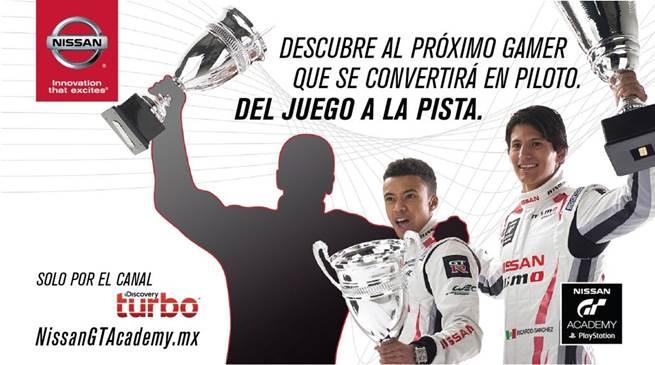 """Llega la segunda temporada del """"Nissan GT Academy: del Juego a la Pista"""""""