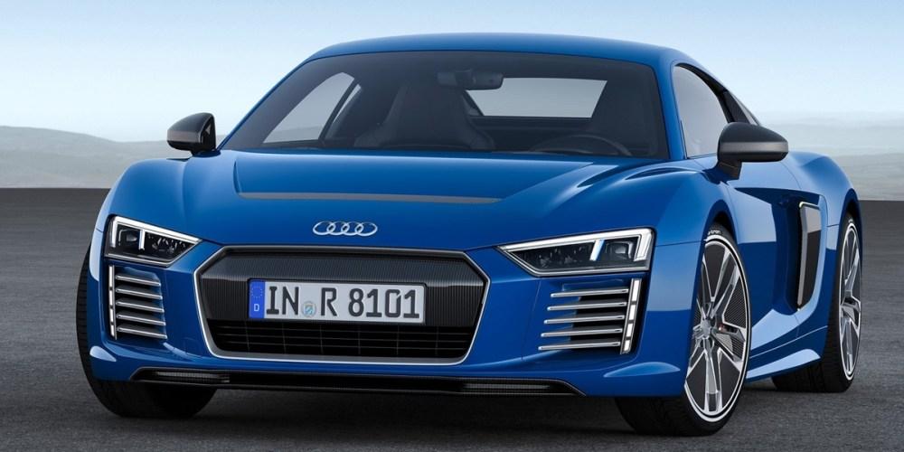 Audi con tecnología de punta para híbridos, eléctricos y vehículos enchufables