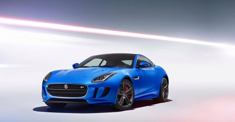 Más que un Jaguar: F-Type British Design Edition