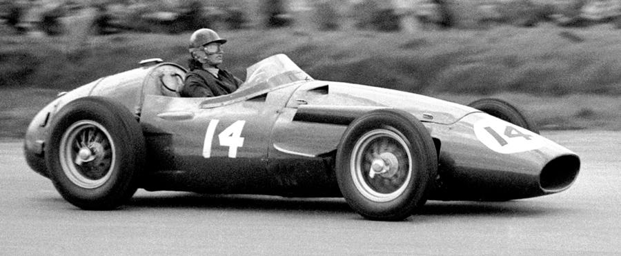 Muere Maria Teresa de Filippis, la primera mujer que corrió en la Fórmula 1