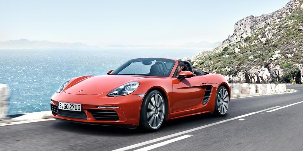 Porsche 3% arriba en primer semestre 2016