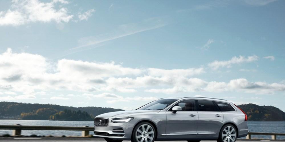 Ginebra, Volvo V90 ¿vendrá a México?