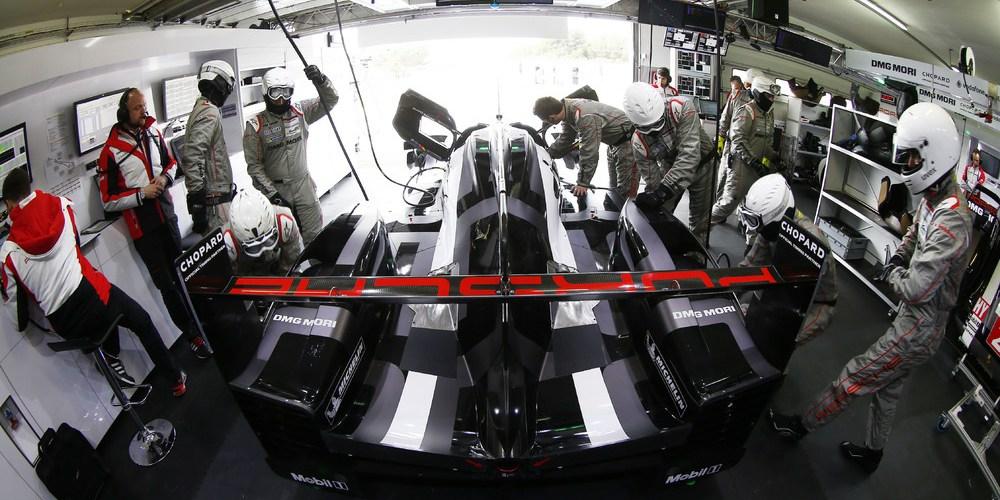 MANDONES: Porsche 919 Hybrid