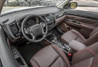 Mitsubishi Outlander PHEV Autoshow de Nueva York 2016 3