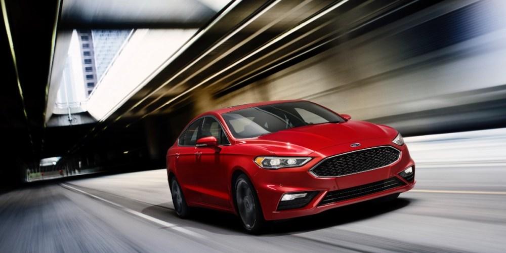 Ford Fusion, a unos días de conocer la versión 2017