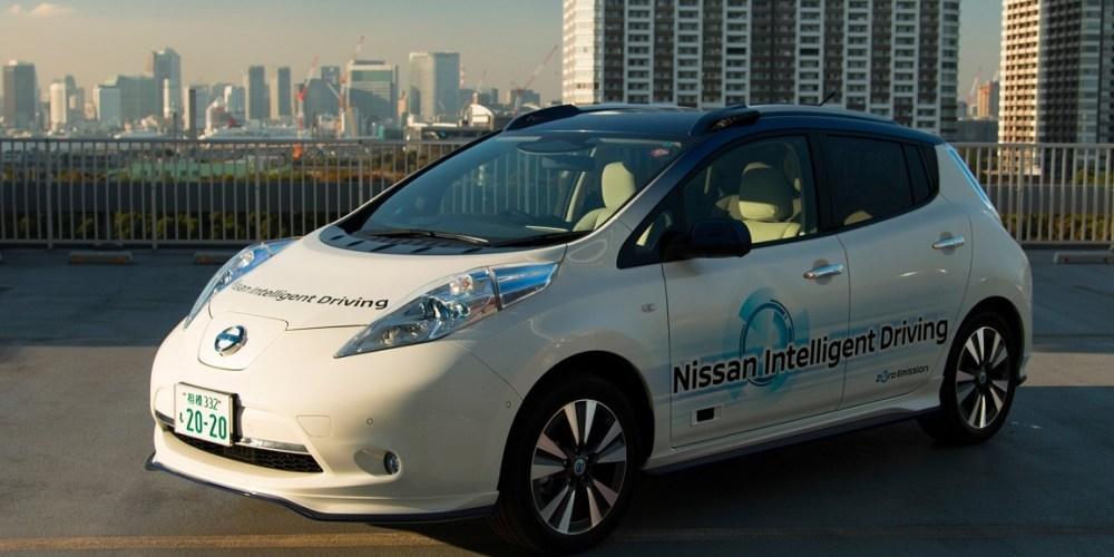 Nissan y un manejo inteligente