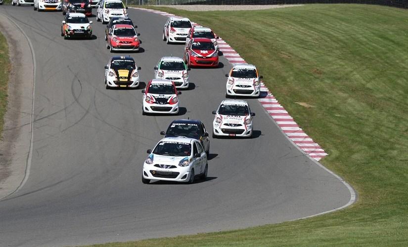 La Copa Nissan Micra 2016, lista en Canadá