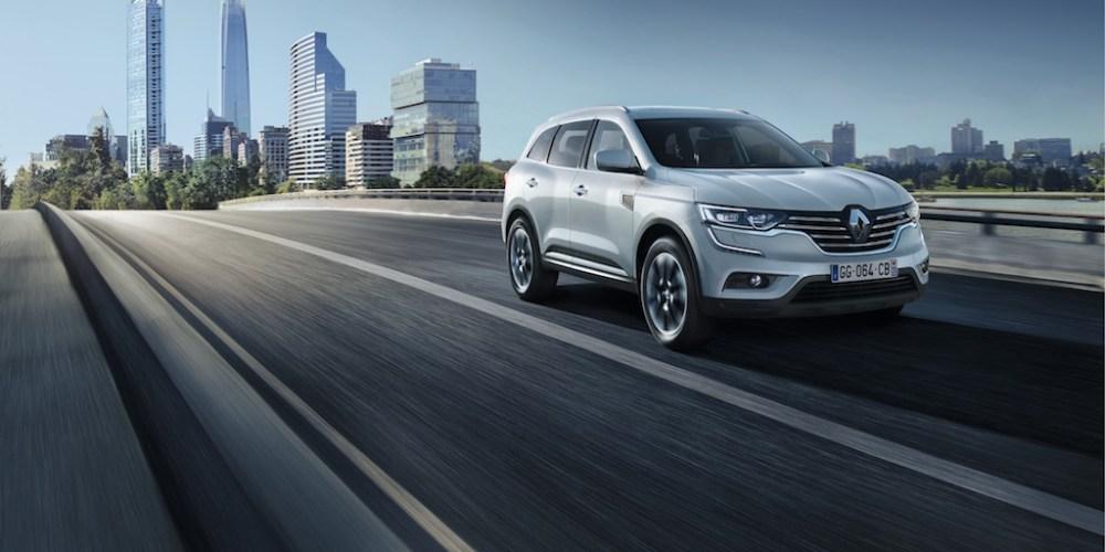 Renault Koleos, debut mundial