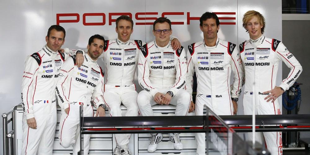 ¡¡¡Arrancamos!!! Porsche de cara al WEC, primera etapa: Silverstone