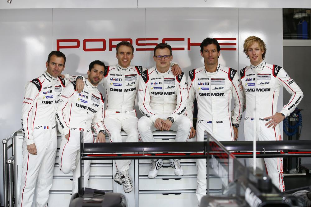 Porsche Silverstone 2016