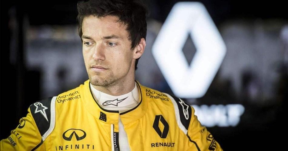 ¿Qué piensan los pilotos de Renault Sport? Jolyon Palmer, comenta