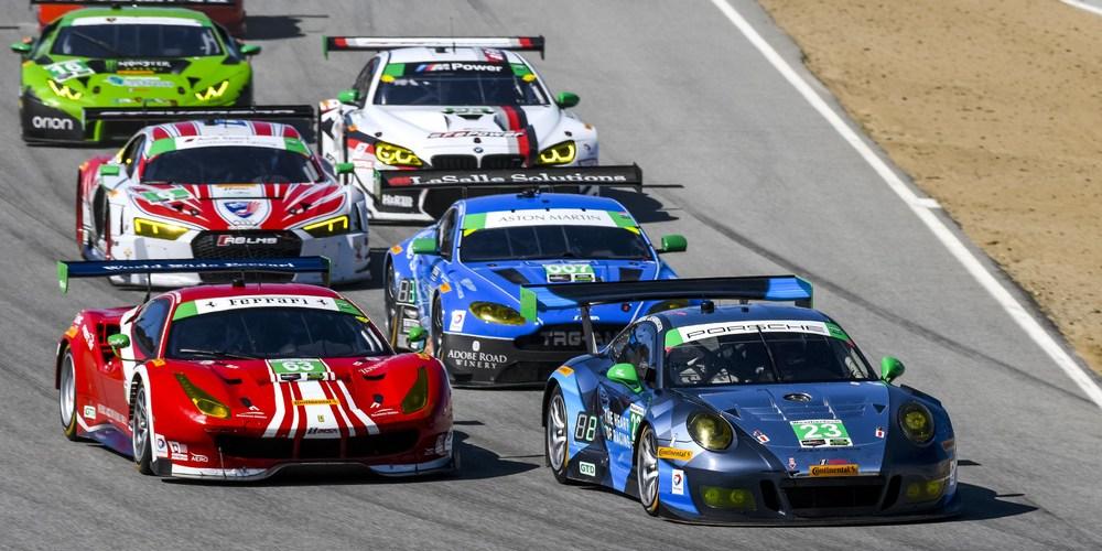 Primera victoria del Porsche GT3 R y 4to. podio consecutivo del Porsche 911 RSR