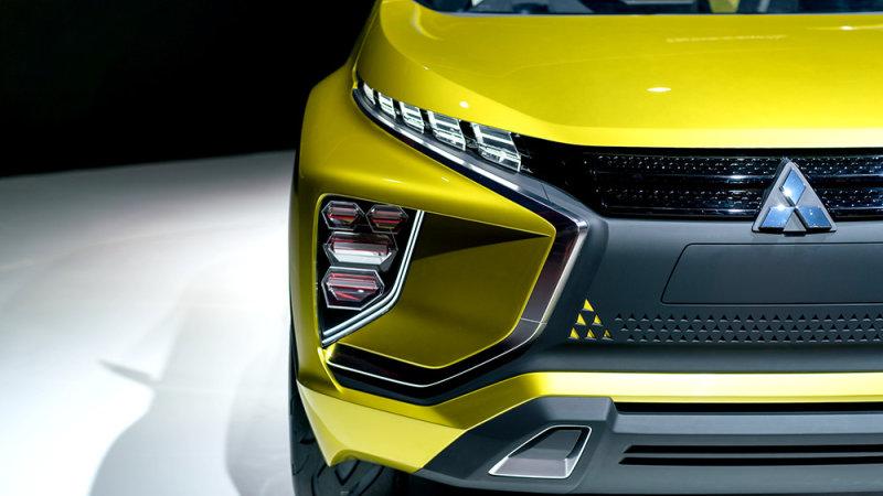 Autoshow de Ginebra 2017: nuevo crossover en Mitsubishi