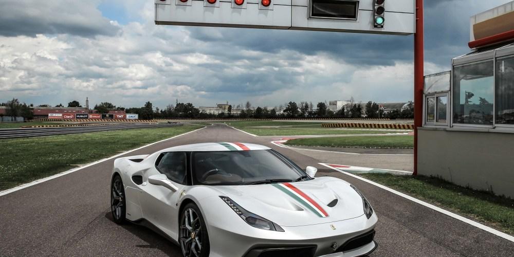 Molto Speciale, Ferrari 458