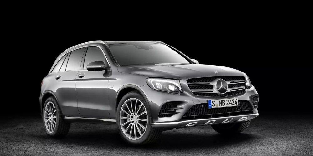 Mercedes-Benz planea cuatro eléctricos, dos SUV´s…