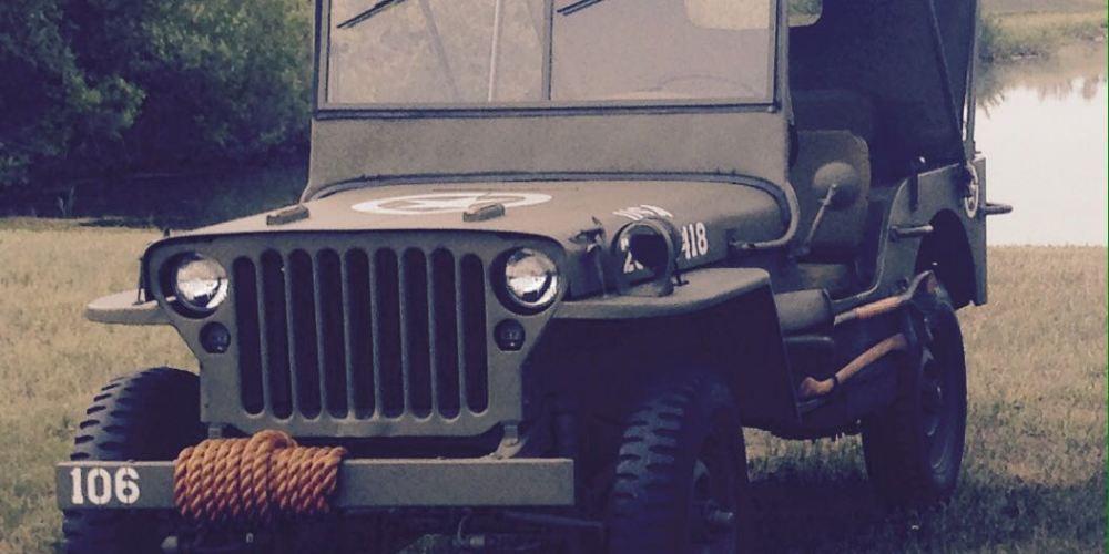 Viaje al Centro de Pruebas de Jeep