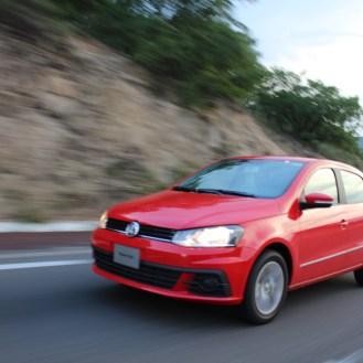 Volkswagen Gol 2017 3