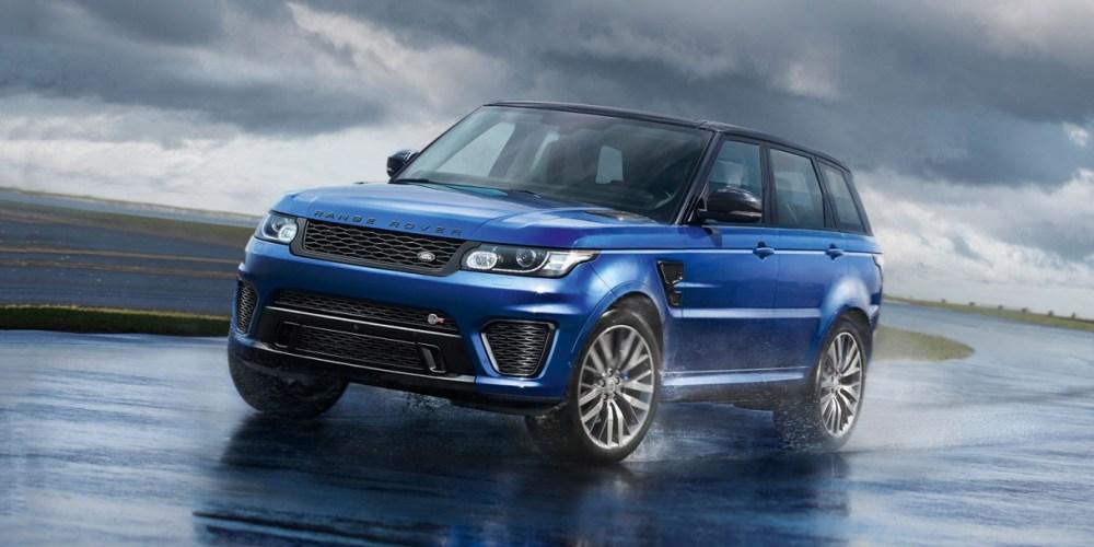 Nueva Range Rover Sport Coupe 2018