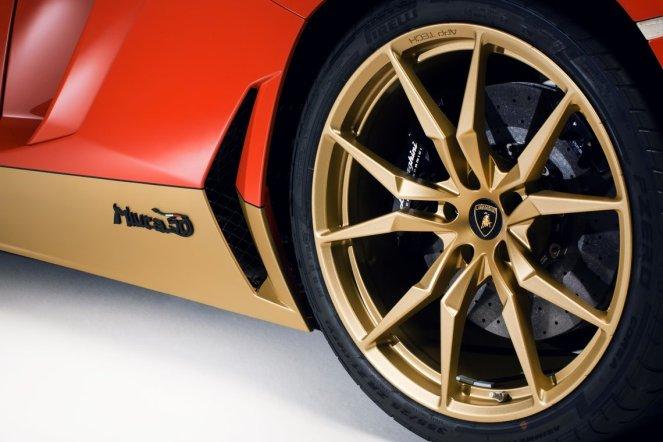 Lamborghini Aventador Miura Homage 1
