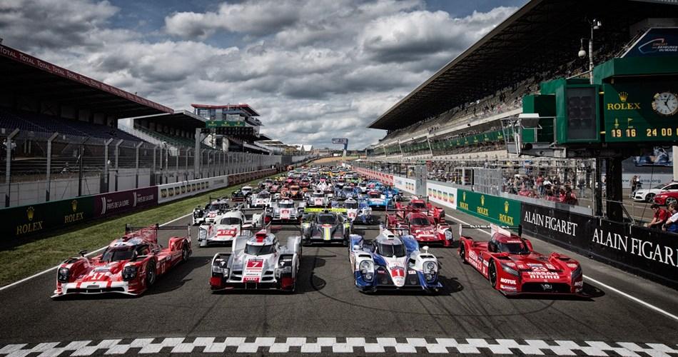 Misión seguridad máxima 24 Horas de Le Mans