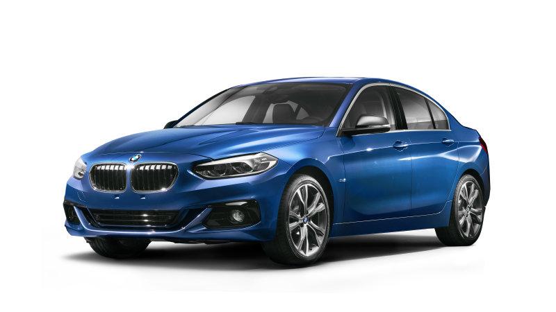 BMW Serie 1 Sedán – Solo para China