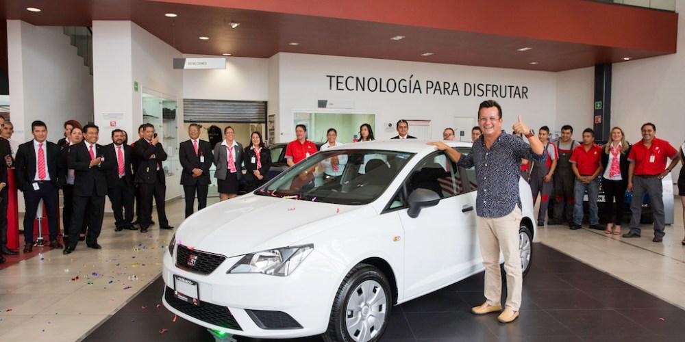 """SEAT sigue celebrando 15 años en México con sus """"Pioneros"""""""