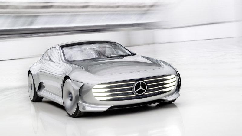 Mercedes-Benz va por Model S, de Tesla