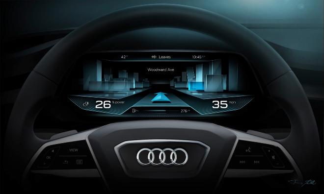Audi tecnología 4