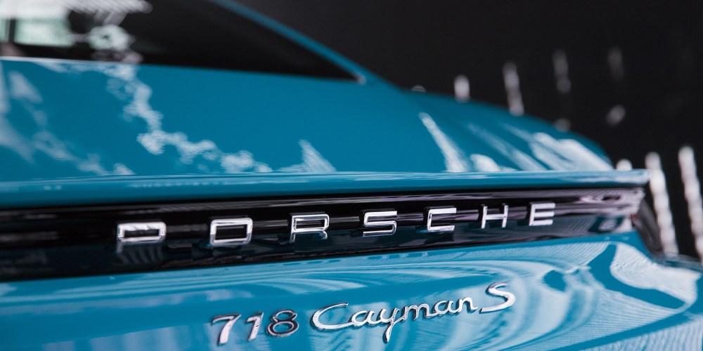 Porsche crece 3%