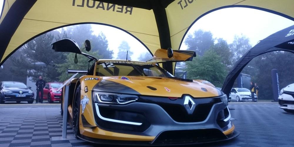 Gama Renault Sport, con fuego en la sangre