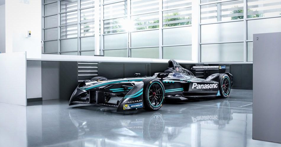 Panasonic Jaguar Racing ¡¡¡Arrancamos!!!