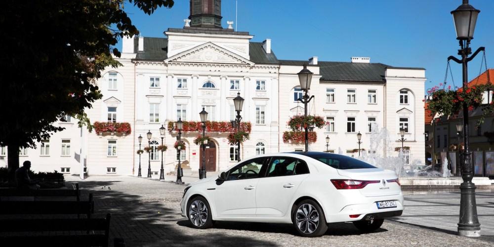Renault Megane Sedán 2017, ¿llega a México?