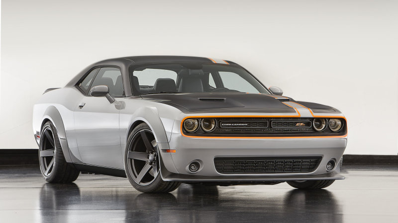 Challenger AWD será una realidad