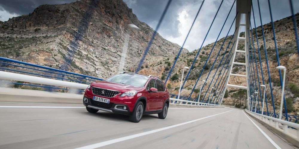 Peugeot 2008 2017 1 4