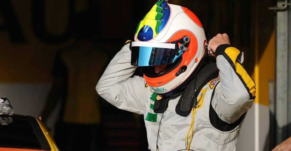 Barrichello se apunta a las 24 hrs de Lemans
