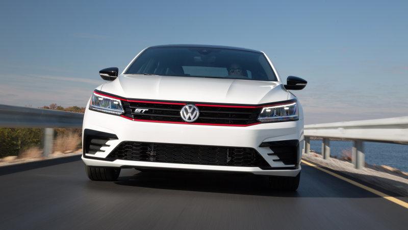Auto Show de Los Ángeles 2016: Volkswagen Passat Concept