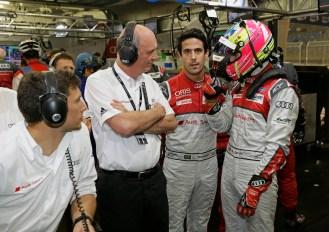Audi se despide del WEC 14