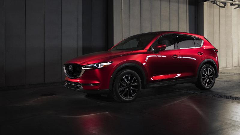 Auto Show de Los Ángeles: Mazda CX-5 2017