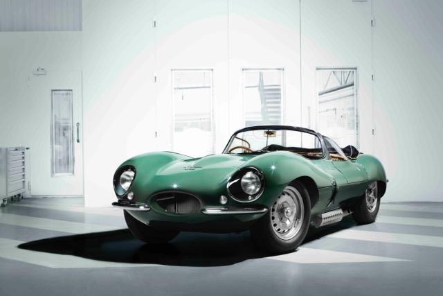Un icono vuelto a la vida: Jaguar XKSS