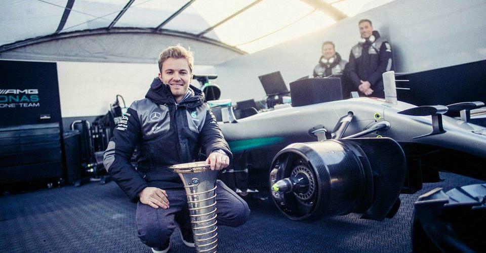 No anunciarán reemplazo de Rosberg hasta 2017