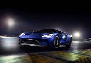 El Ford GT, acelerará a México en 2017